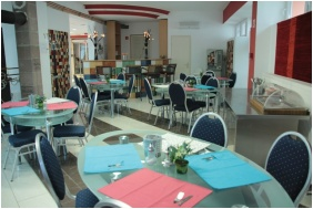 Hotel Tisza Corner, Breakfast room - Szeged