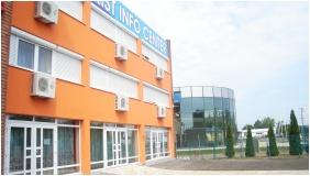 Hotel Tisza Corner, Building - Szeged