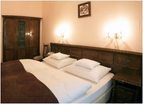 Tisza Hotel, Szeged, Superior szoba