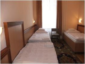 Standard szoba, Tisza Hotel, Szeged