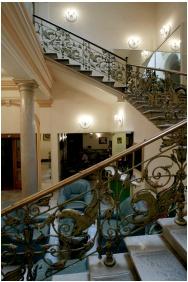 Hall, Tisza Hotel, Szeged