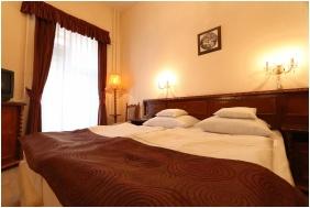 Superior szoba, Tisza Hotel, Szeged