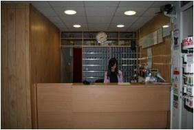 Tisza Sport Hotel, Recepció - Szeged