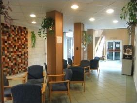 Tisza Sport Hotel, Hall