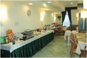 Étterem, Tisza Sport Hotel, Szeged