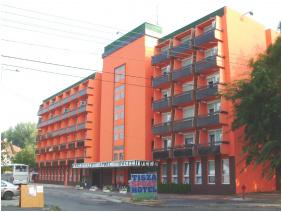 Épület, Tisza Sport Hotel, Szeged