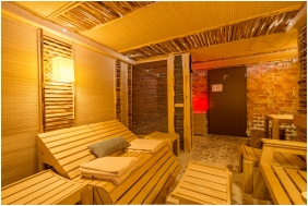 Wellness Hotel To, Saltcave - Bank