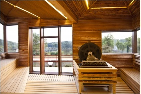 Wellness Hotel To, Sauna