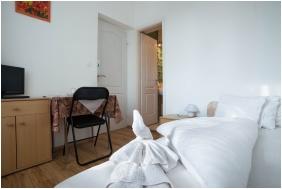 Comfort egyágyas szoba - Toldi Panzió
