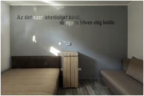 Toszkána Apartmanház, szobabelső - Bogács