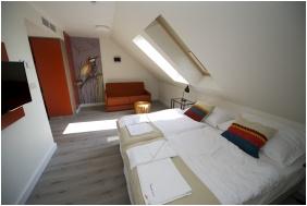 Vadkert Inn, Deluxe room - Sarvar