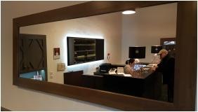 Vadkert Inn, Sarvar, Reception