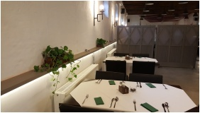 Restaurant, Vadkert Inn, Sarvar
