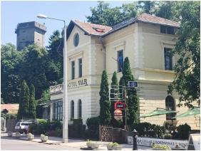 Bosphorus view, Castle Hotel Var, Visegrad