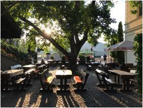 Restaurant, Castle Hotel Var, Visegrad