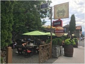 Castle Hotel Var, Visegrad, Wine tavern / Pub