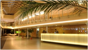 Hall, Hotel Velence Resort & Spa, Velence