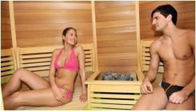 Hotel Velence Resort & Spa, Velence, Finnish sauna