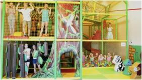 Hotel Velence Resort & Spa, Játszószoba gyerekeknek