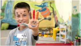 Hotel Velence Resort & Spa, Velence, Playing room for children