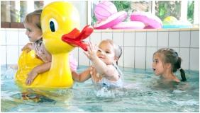 Hotel Velence Resort & Spa, Gyermekmedence