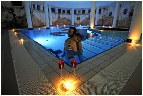 Élménymedence, Venus Hotel, Zalakaros