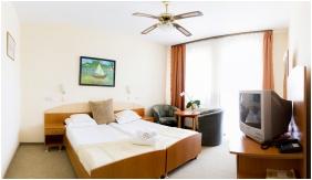 Twin room, Hotel Venus, Zalakaros