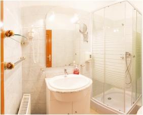 Hotel Venus, Zalakaros, Bathroom