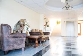 Hotel Venus, Reception area
