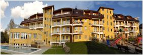 Hotel Venus, Building - Zalakaros