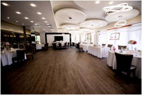 Étterem, Victoria Garden Hotel, Nyíregyháza