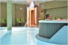 Wellness Hotel Viktoria, Inside pool