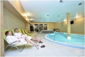 Belső medence - Wellness Hotel Viktória