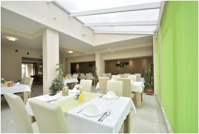 Restaurant, Wellness Hotel Viktoria, Nagyatad