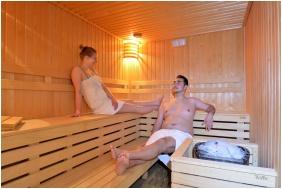 Wellness Hotel Viktoria, Finnish sauna