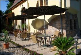 Nyitott terasz - Villa Campana