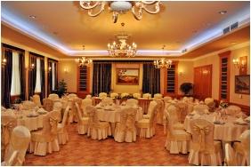 Villa Classica Hotel, Esküvői teríték - Pápa