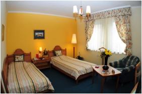 Villa Classica Hotel, Standard szoba