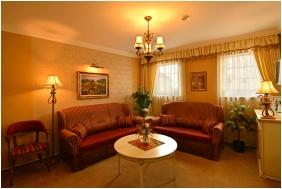 Villa Classica Hotel, Lakosztály