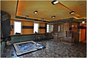 Pezsgőfürdő - Villa Classica Hotel