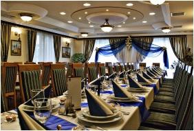 Esküvői teríték - Villa Classica Hotel