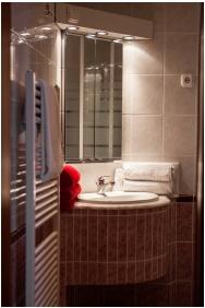 Villa Mediterran, Heviz, Bathroom
