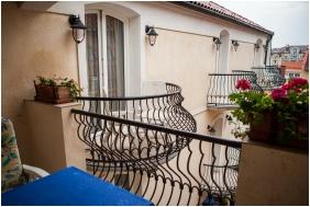 Villa Mediterran, Terrace - Heviz