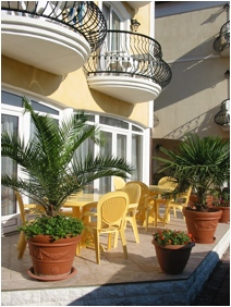 Villa Mediterran - Heviz, Open air terrace
