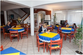 Villa Mediterran, Breakfast room - Heviz