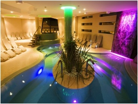 Vital Hotel Nautis, Gárdony, Élménymedence