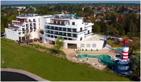 Vital Hotel Nautis, Külső kép