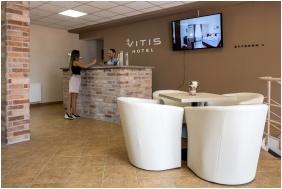 Vitis Hotel, Villány, Recepció