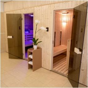 Vitis Hotel, Szauna - Villány