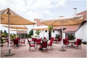 Vitis Hotel, Terasz